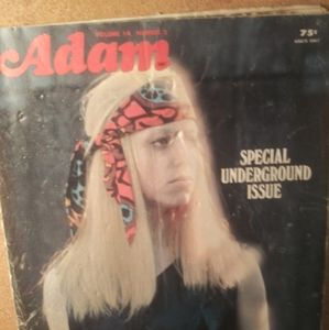 ADAM (ADULT) MAGAZINE -February '70-Volume 14 # 2